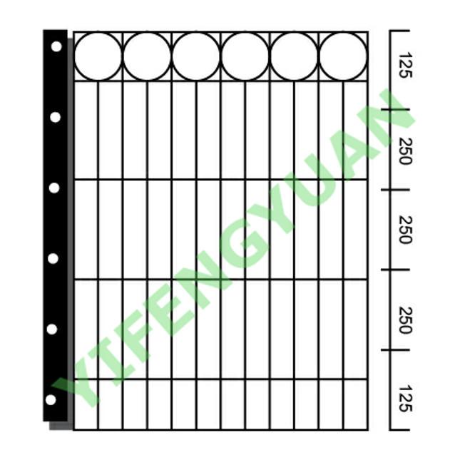 DECO Wire panel