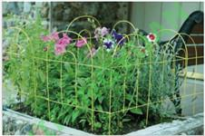 Folding Fence, Your Plants Guardian Angel