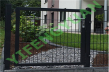 Various Metal Fence Gates to Choose