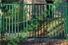 Use A new Garden Fence in Spring