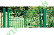 6 Features of Metal Garden Gate